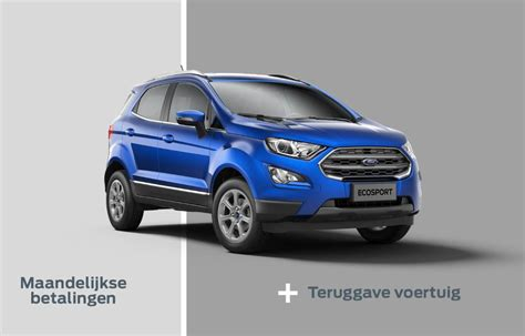 ford leasing privat ford lease