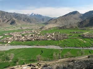 Kunar Valley Afghanistan