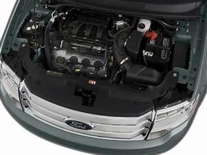 Image  2009 Ford Taurus X 4