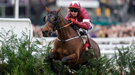 tiger roll chase cheltenham glenfarclas racing horse wins riding last festival keith