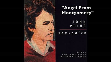 john prine angel  montgomery youtube