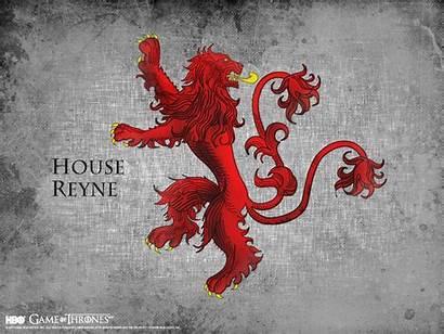 Reyne Thrones Castamere Fanpop Houses Rains Lannister