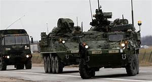 US-Armee trainiert erstmals mit Panzerwagen in Finnland ...