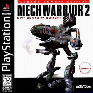 Mechwarrior 2 Sony Playstation