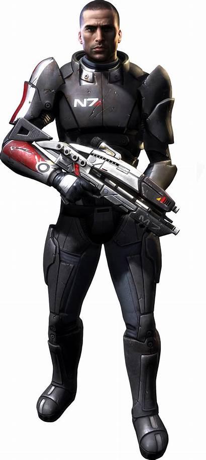 Mass Effect Shepard Artwork Latest Rpg