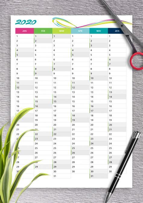 printable  calendars templates