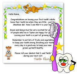 clipart tooth fairy certificate clipground