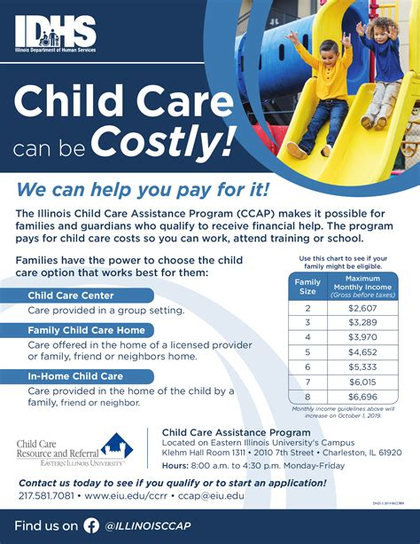 Assistance Illinois by Eastern Illinois Child Care Resource And