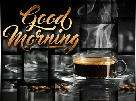These good morning coffee images are well optimized, properly sized, hence. Black Coffee Good Morning Gif Pictures, Photos, and Images for Facebook, Tumblr, Pinterest, and ...