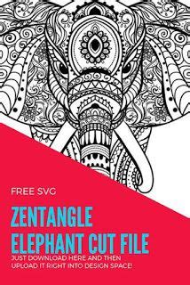 If you like this free svg, please share it on pinterest! Where To Find Free Mandala / Zentangle SVGS in 2020 ...