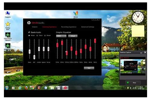 beats audio equalizer for pc download