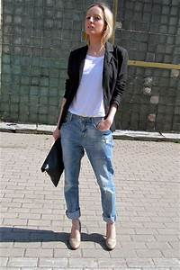 Amazingly stylish! How to wear boyfriend jeans u2013 LifeStuffs