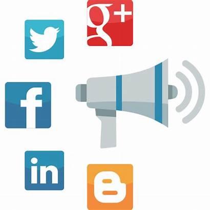 Marketing Icon Social Internet Communication Advertising Web