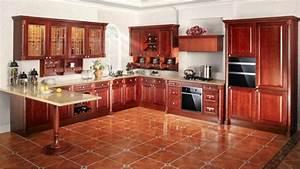 modele de meuble de cuisine cuisine en image With model cuisine simple