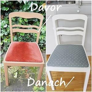 Alte Möbel Neu Streichen : diy alter stuhl in neuem look zuk nftige projekte alte st hle diy m bel pimpen und st hle ~ Eleganceandgraceweddings.com Haus und Dekorationen
