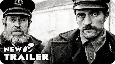 THE LIGHTHOUSE Trailer 2 (2019) Robert Pattinson, Willem ...