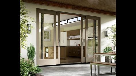 Exterior Patio Doors by 6 Patio Doors You Ll Fall In With