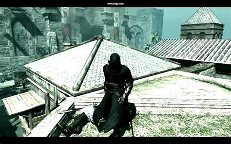 Assassin's Creed [pc] Black Ninja Skin. Max Settings Dx9