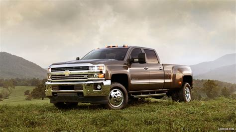 2015 Chevy Silverado 3500 Dually  Chevy Trucks