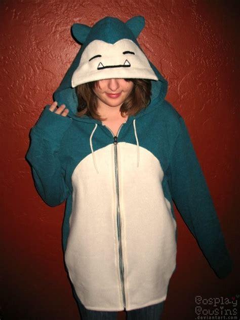 jacket pokemon snorlax zip  jacket hoodie onesie