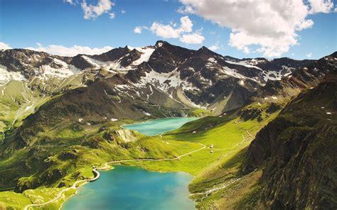 意大利优美迷人的山川湖泊唯美风景电脑桌面壁纸大全_桌面壁纸下载_四季图片