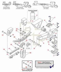 Peterbilt 579 Air Suspension  Wiring Diagram