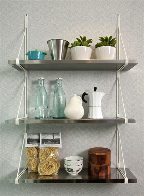 Kitchen Wall Shelves by Kitchen Shelves Wall Mounted Best Decor Things