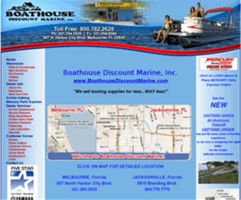 boathousediscountmarinecom boat dealer  florida