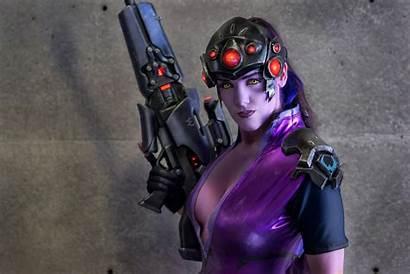Overwatch Widowmaker Wallpapers Games Pc 4k Backgrounds