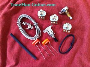 Les Paul Gibson Deluxe Upgrade Kit