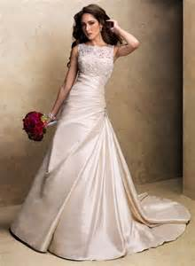 colored wedding dresses a line strapless chagne colored satin wedding dress with lace jacket