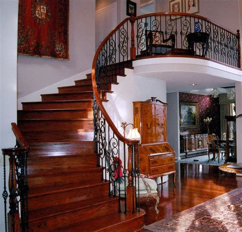 product examples traditional staircase louisville