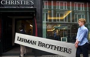 Ernst & Young Faces Suit Over Lehman - The New York Times