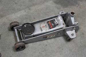 Craftsman 3 Ton Floor Jack Manual