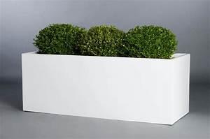 Pflanzkübel Weiß Rattan : blumenk bel pflanztrog pflanzk bel fiberglas maxi 120cm wei ~ Indierocktalk.com Haus und Dekorationen