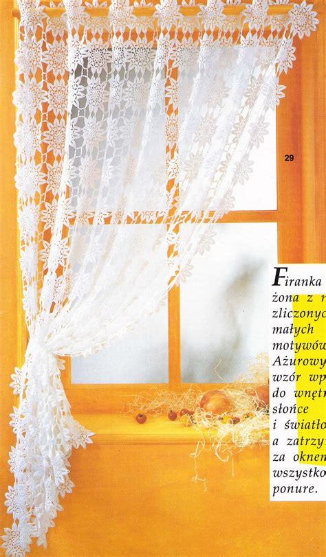 modeles de rideaux au crochet gratuits des rideaux au crochet le monde creatif