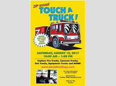 Touch a Truck! VISIT Poulsbo