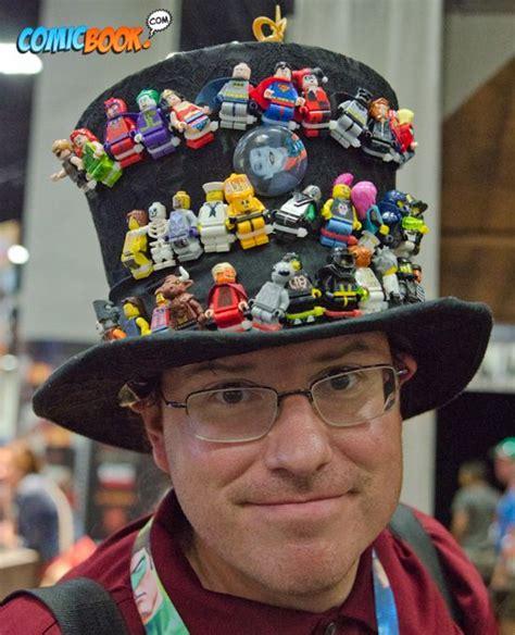 comic  cosplay top  crazy hats  hairdos