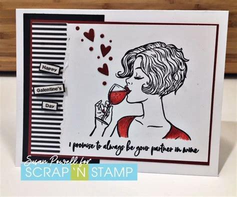 SCRAP'N STAMP GALENTINE'S BLOG HOP in 2020 | Happy ...