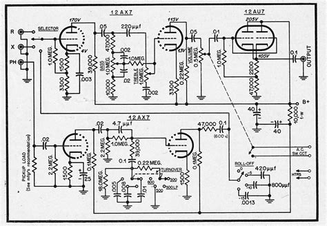 fi amplifier schematics   preservation sound