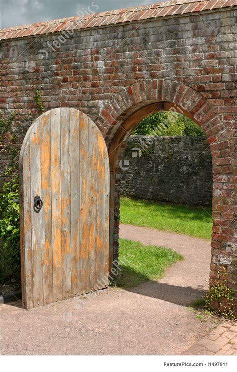 ancient doorway stock photo   featurepics