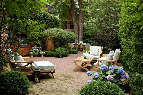 Apartment Backyard Ideas With Backyard Patio Traditional
