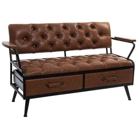 divano contenitore divano contenitore vintage ecopelle arredamento industriale