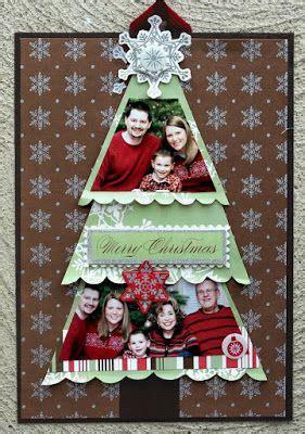 handmade christmas card ideas  scrapbookers