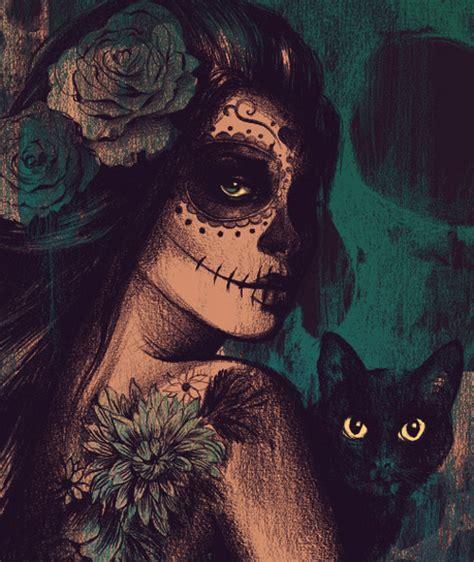 el dia de los muertos on Tumblr