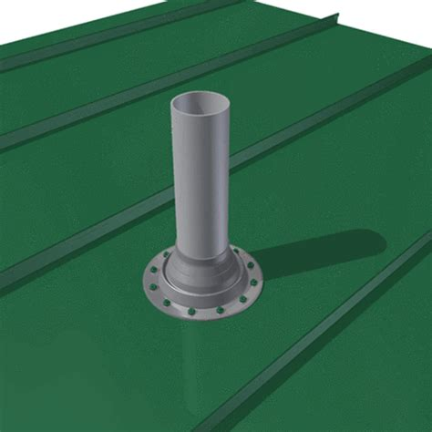 Rubber Boot Metal Roof by How To Install A Pipe Boot Rubber Boot Flashing For Metal
