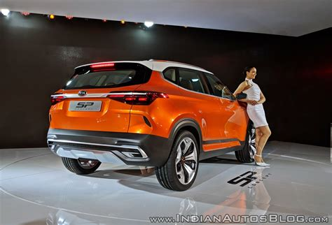 Kia Of production version of kia sp concept likely to be called