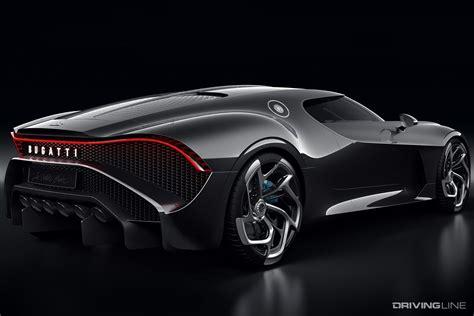 Bugatti La Voiture Noire: Most Expensive Car Ever ...