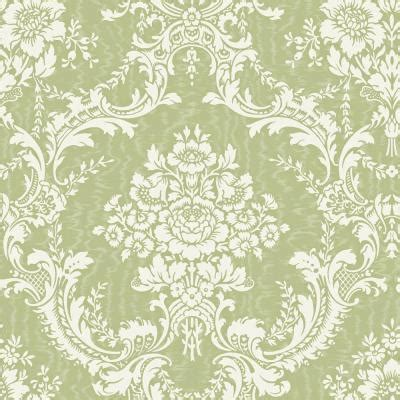 Download Green And White Damask Wallpaper Gallery