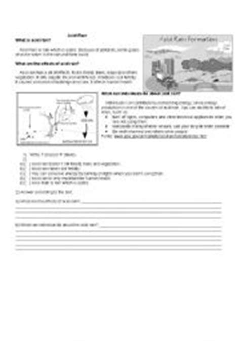 English Teaching Worksheets The Rain